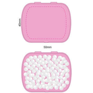 Mints in Small Tin