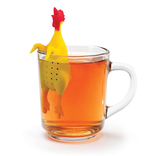 Rubber Chicken Tea Infuser