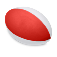 Rugby Ball Stress Shape