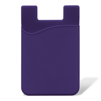 Silicone Phone Wallet