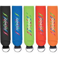 Neoprene Wristband Key Ring