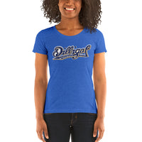 DILLIGAF Ladies' short sleeve t-shirt