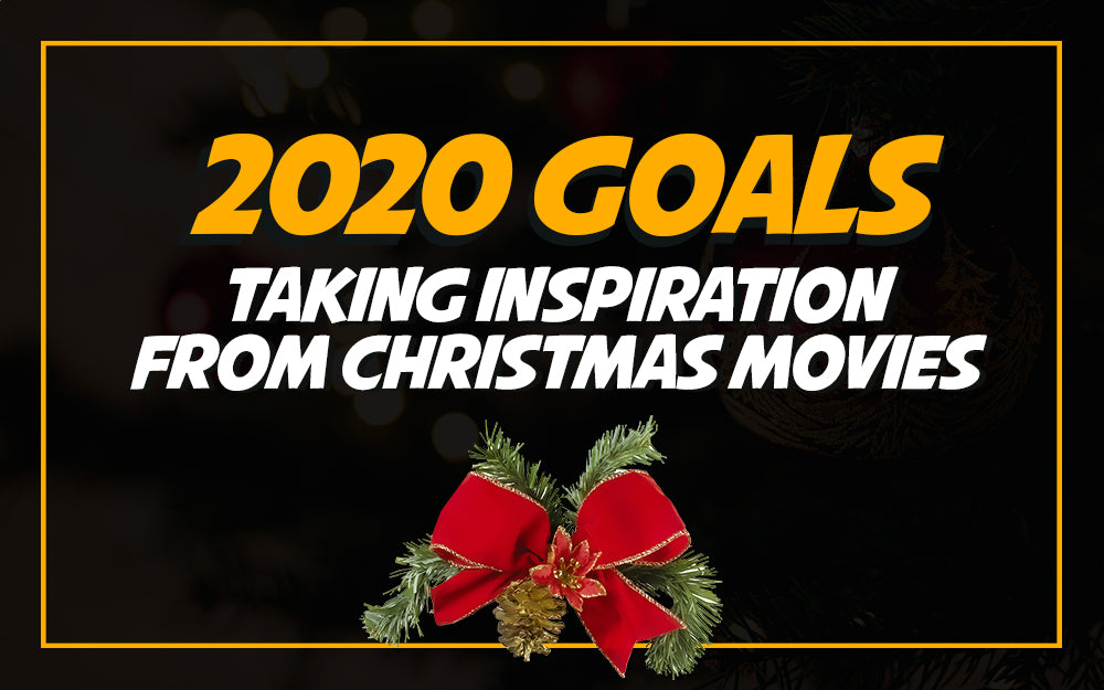 2020 Goals: Taking Inspiration from Christmas Movies