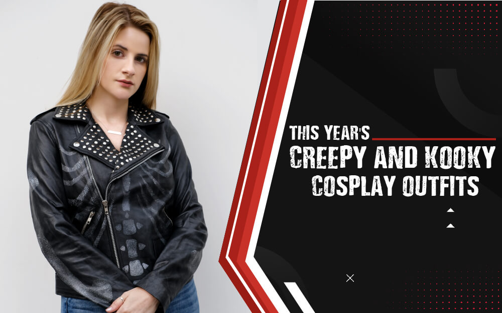 This Year's Creepy and Kooky Cosplay Outfits