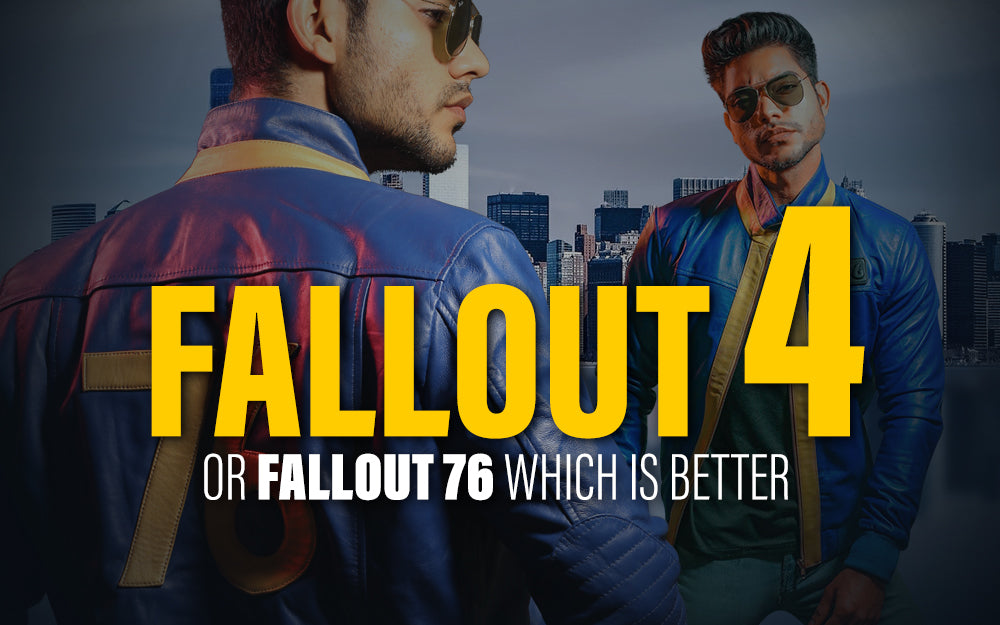 Fallout 4 Or Fallout 76 — Which Is Better?