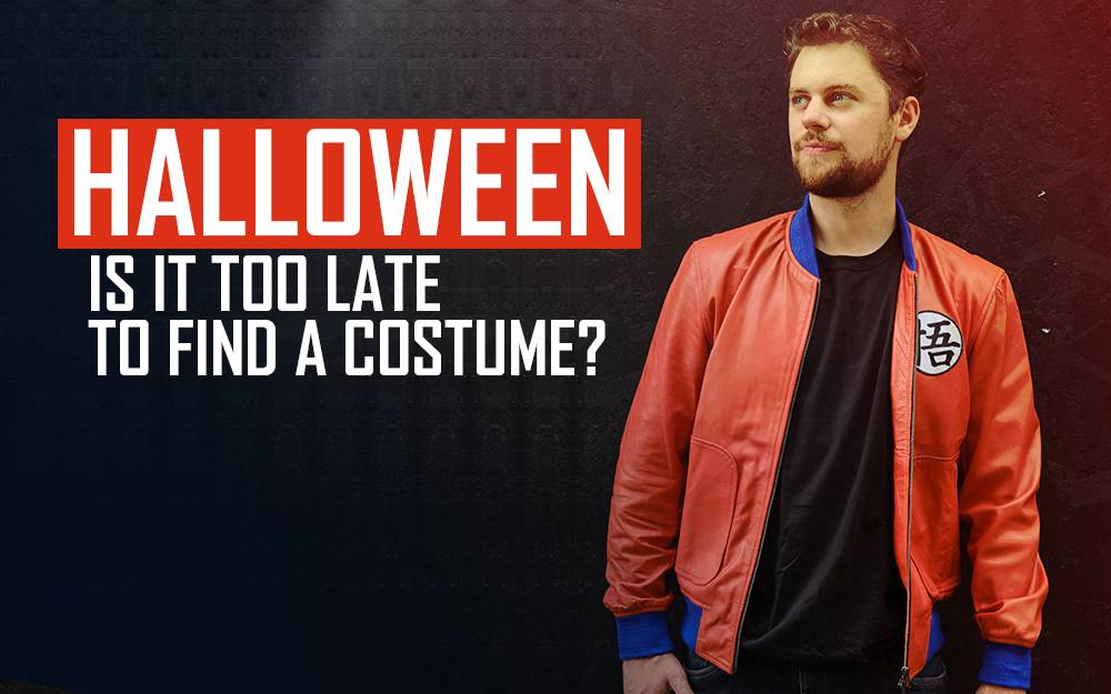 Halloween: Is It Too Late To Find A Costume?