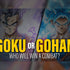 Goku or Gohan — Who Will Win a Combat?