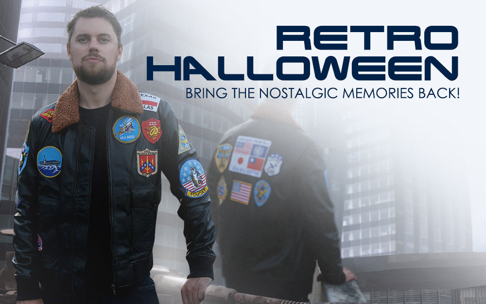 Retro Halloween: Bring The Nostalgic Memories Back!