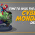 Time to Avail the Best Cyber Monday Deals!