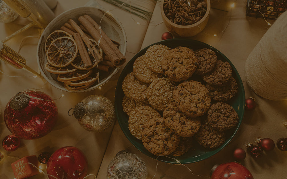 All about Christmas Candies, Candles and Carols