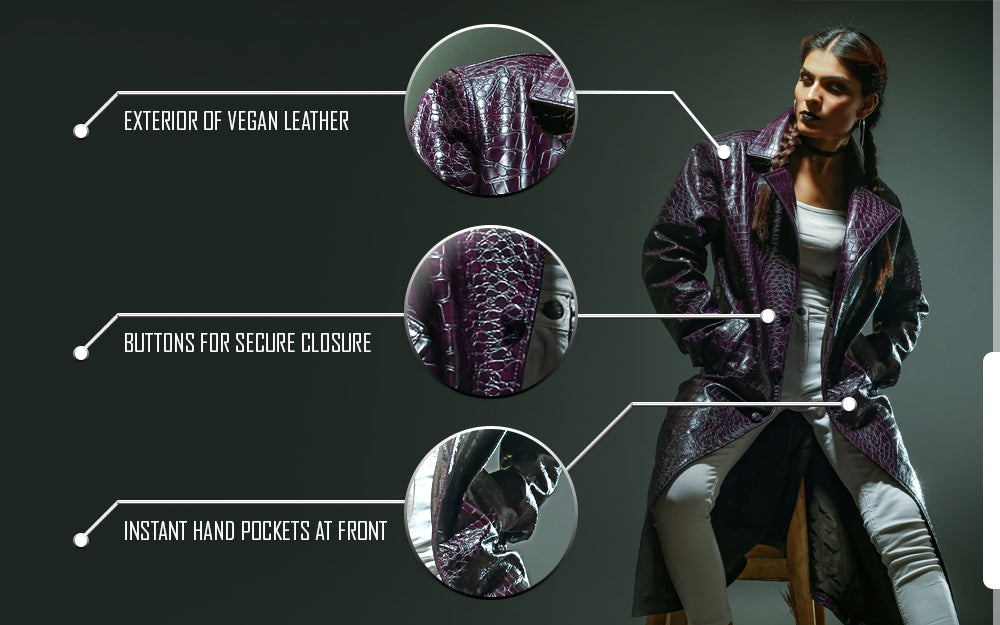 Women's Stylebook Invest in Joker's Inspired Coat for Recognition B