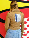 Scout Regiment Attack on Titan Jacket