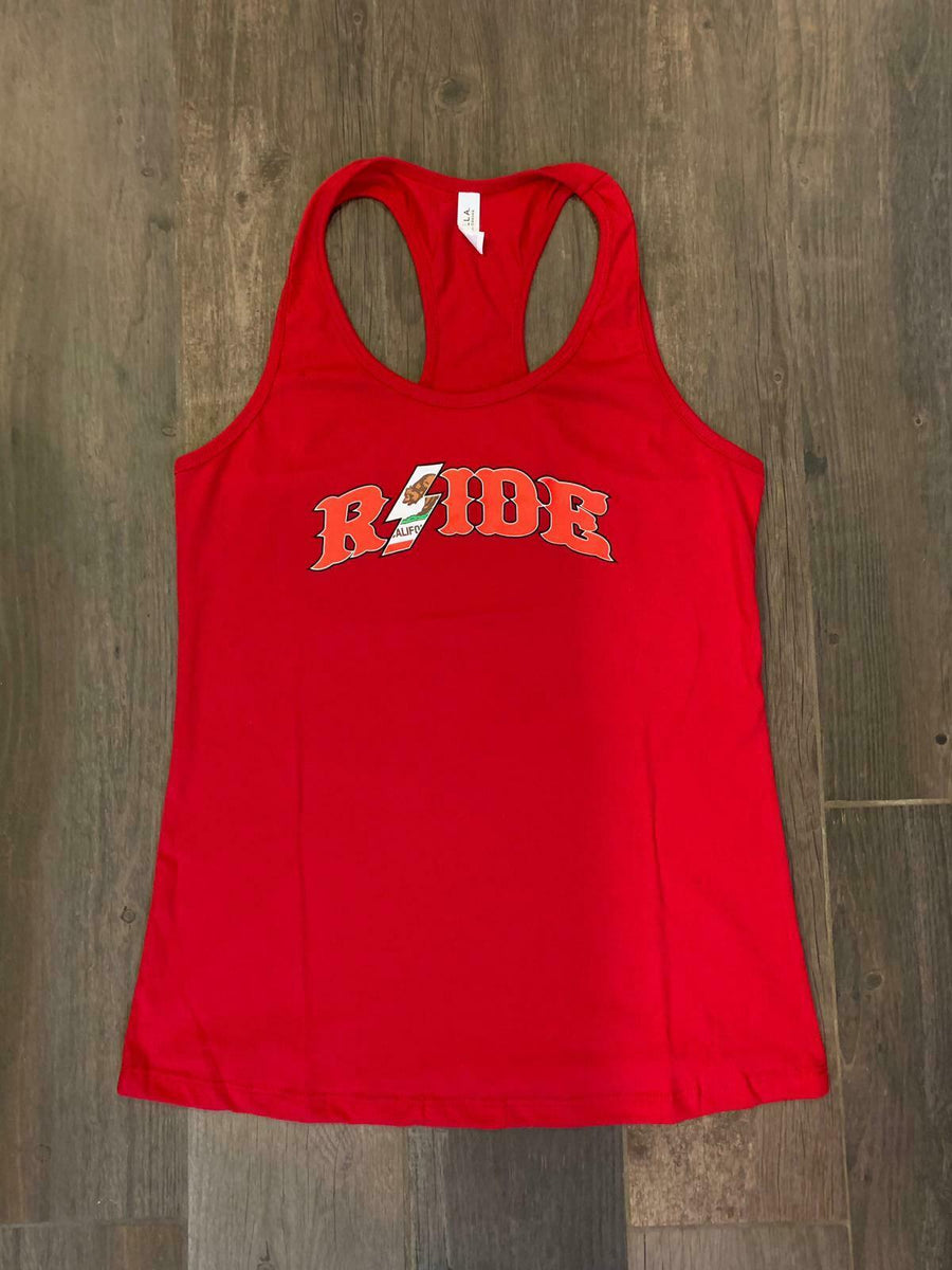 HELL'S ANGELS - RSIDE Women's Cali Tank Top