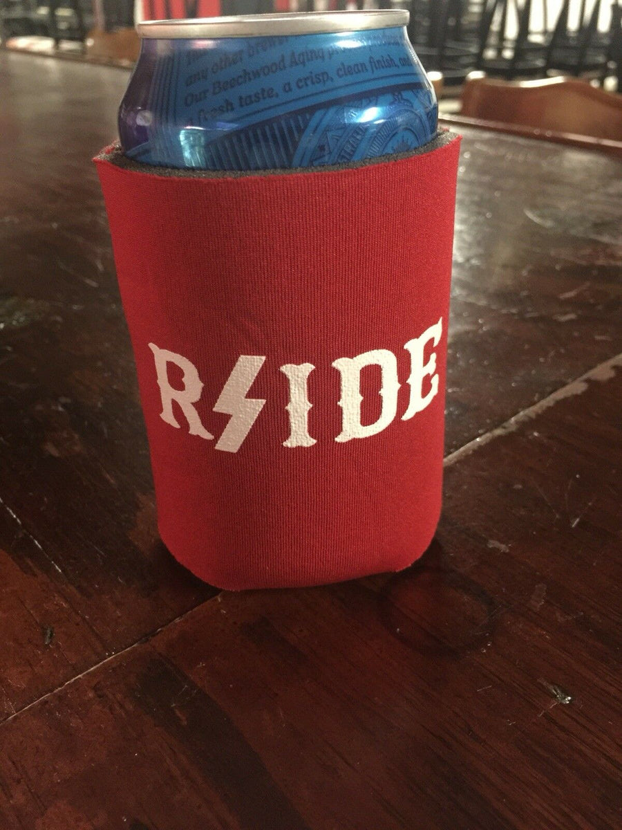 Hell's Angels RSIDE - Support Coozie - Keep YourBeer, Soda, Water cool.