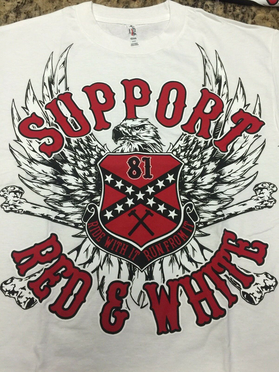 Hell's Angels RSIDE - WARBIRD Tshirt
