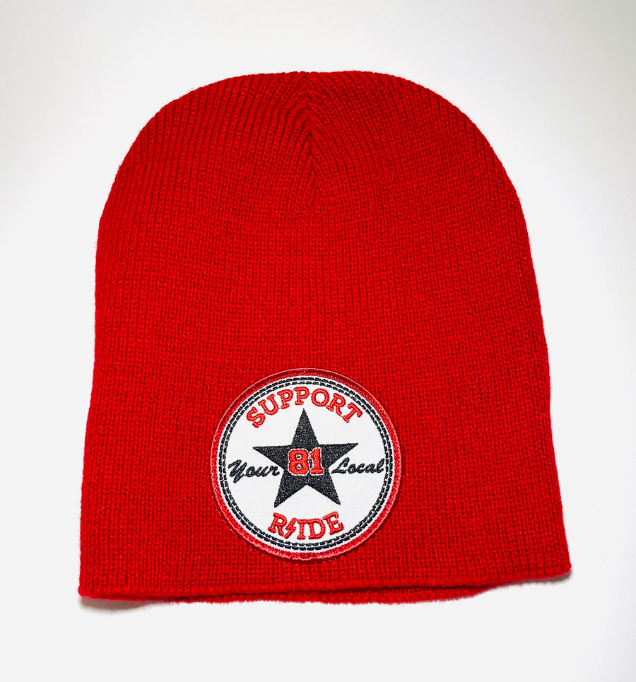 RSIDE All Star support beanie