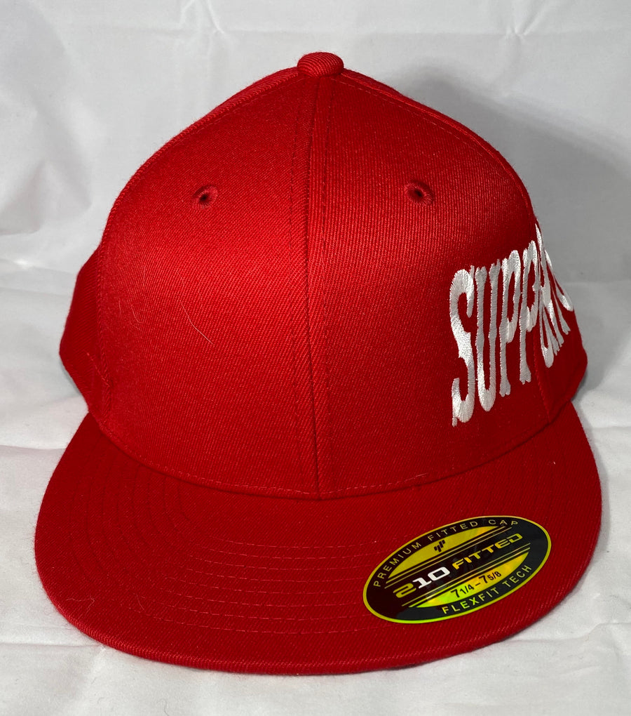 Hells Angels red 81 supporter hat
