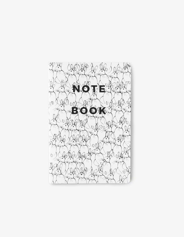 Father Rabbit Note Book