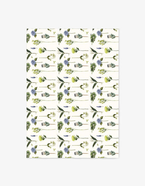 Father Rabbit Wrapping Paper