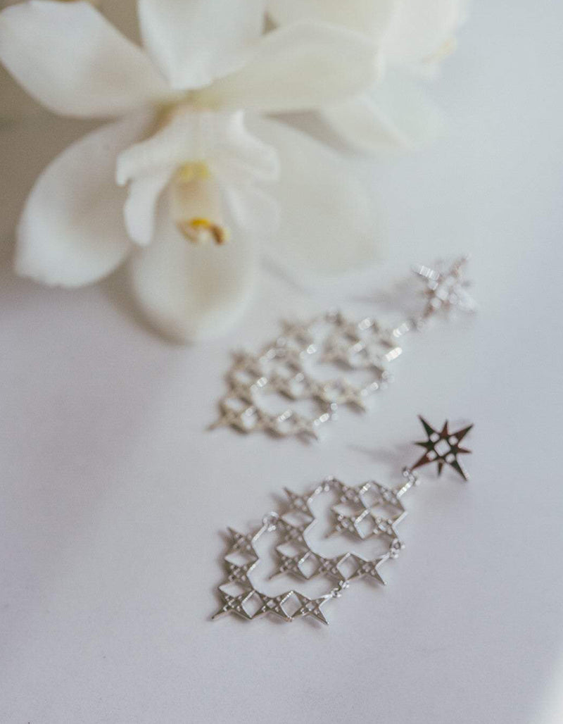 Lindi Kingi Star Dust Earrings