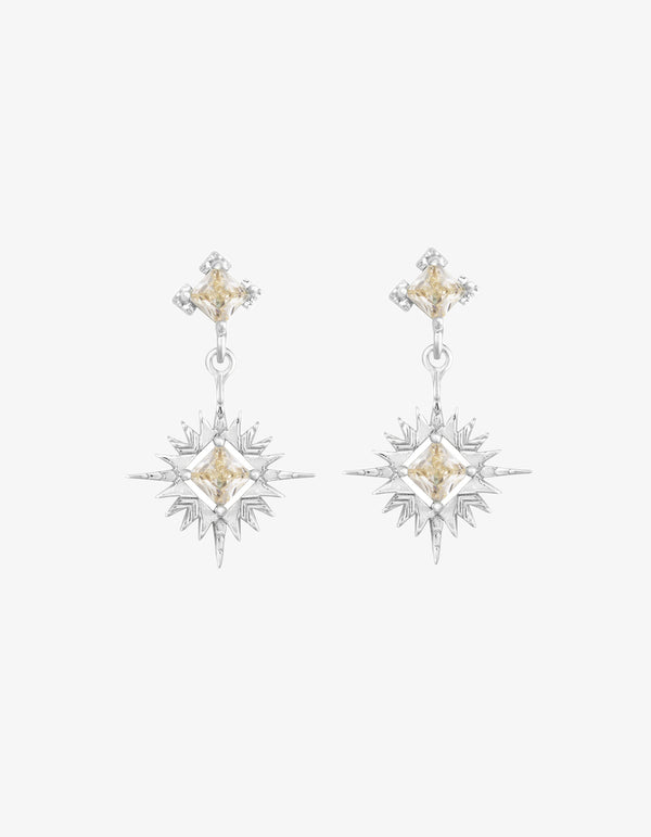 Lindi Kingi Starburst Post Earrings