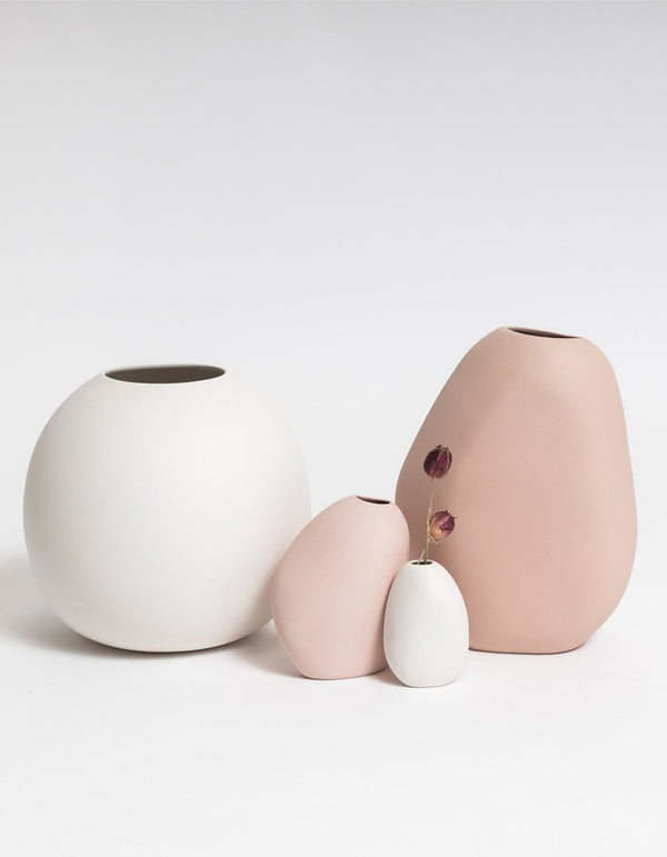 Ned Collections Harmie Vase Great Pink