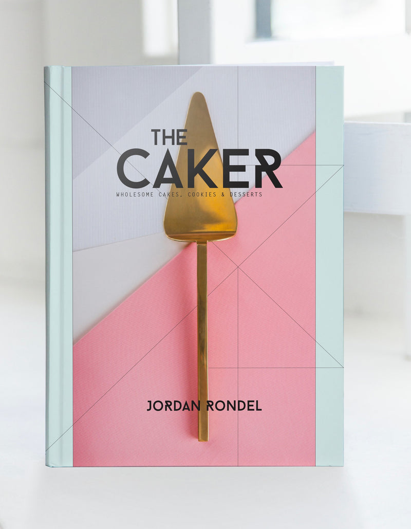 The Caker Revised Edition Book