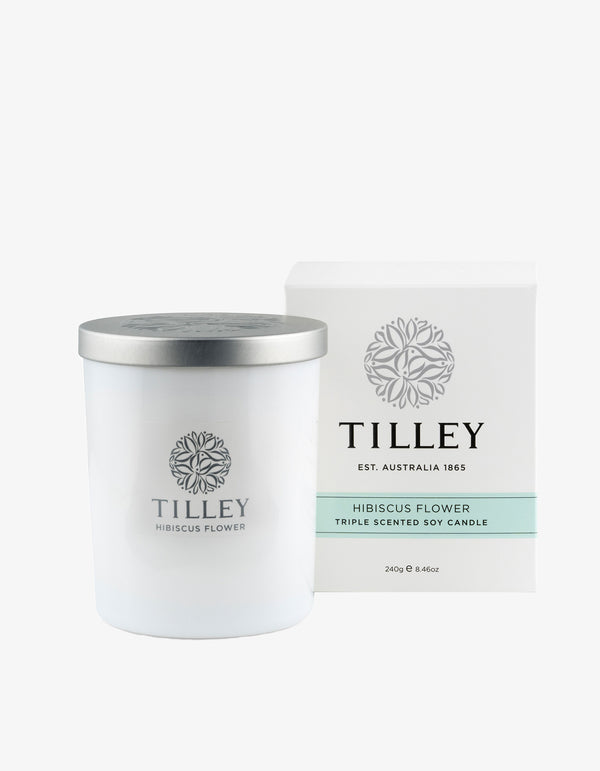 Tilley  SOY WAX CANDLE 240g
