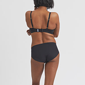 Seamless Brief in Black