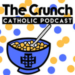 The Crunch Logo Sticker