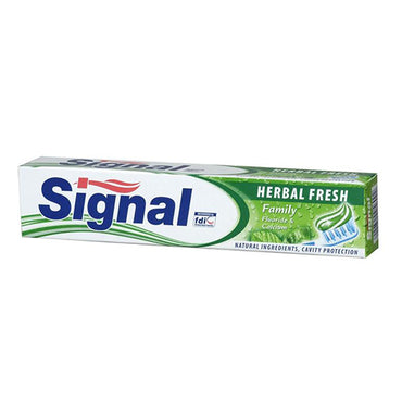 Signal Fogkrém Herbal Fresh 75ml