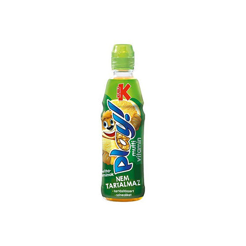 Kubu Play multivitamin 400ml