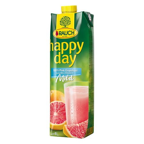 Happy Day Pink Grapefruit Mild 1l