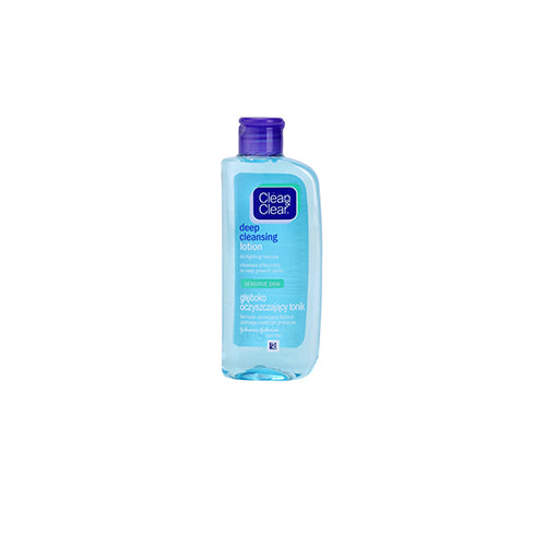 Clean and Clear arctonik sensitive skin 200ml