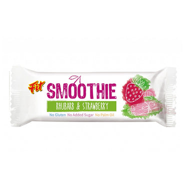 Fit Smoothie szelet rebarbara-eper 32g