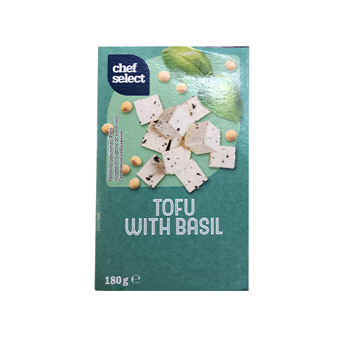 Chef Select tofu bazsalikommal 180g