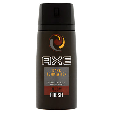 Axe Temptation Dark Deo Spray 150ml