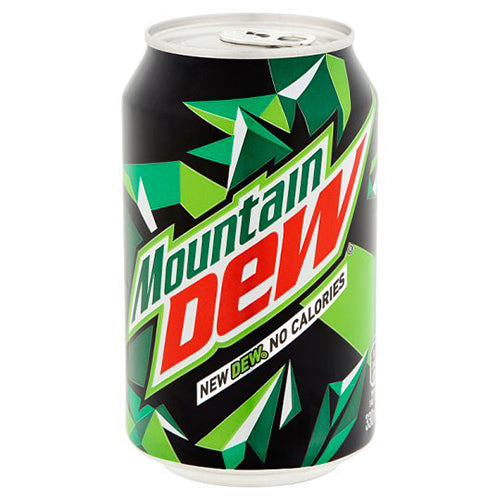 Mountain Dew 0,33l