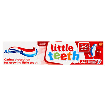 Aquafresh fogkrém Kids Little Teeth 50ml