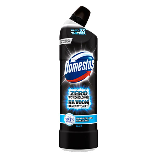 Domestos Zero vízkőoldó Blue 750ml