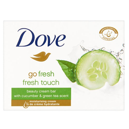 Dove szappan go fresh fresh touch 100g