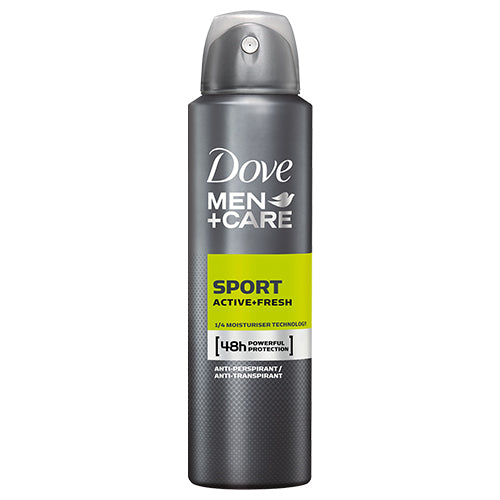 Dove Men Sport Active Fresh izzadásgátló dezodor 150ml