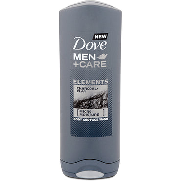 Dove Men Charcoal&Clay tusfürdő 250ml