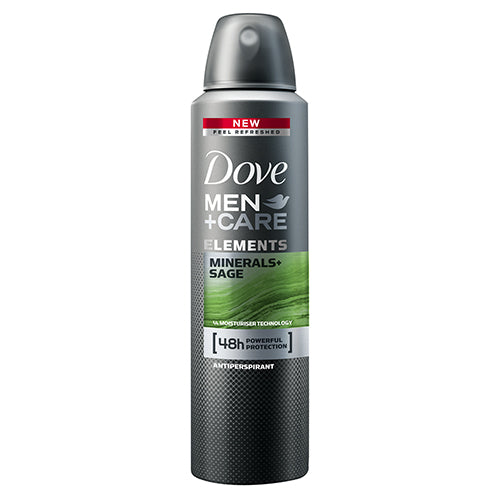 Dove Men deo Mineral&Sage 150ml