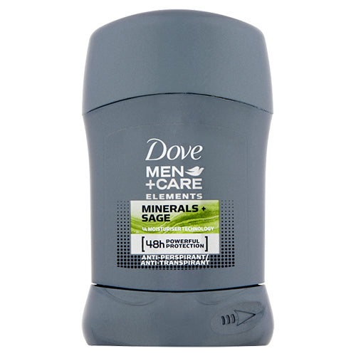 Dove Men Minerals&Sage stift 50ml