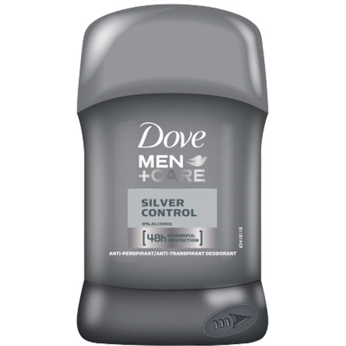 Dove Men Silver Control 50ml