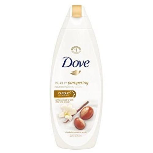 Dove Purely Pampering tusfürdő shea vajjal 250ml