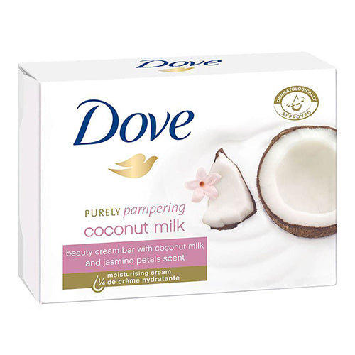 Dove szappan Purely Pampering Coconut 100g
