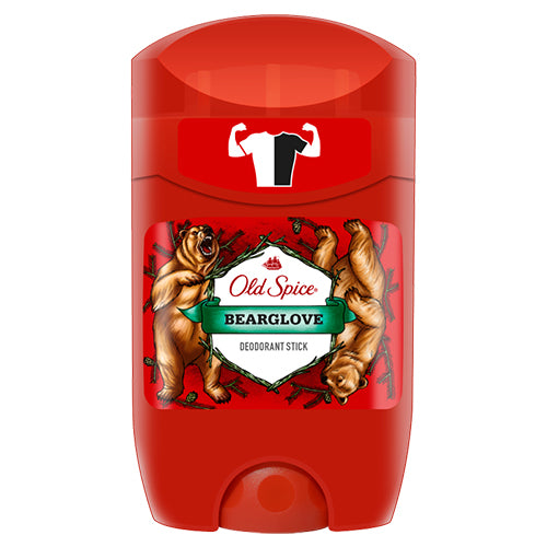 Old Spice Stift Bear Glove 50ml