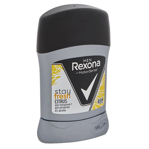 Rexona stift for Men Stay Fresh Citrus 50ml